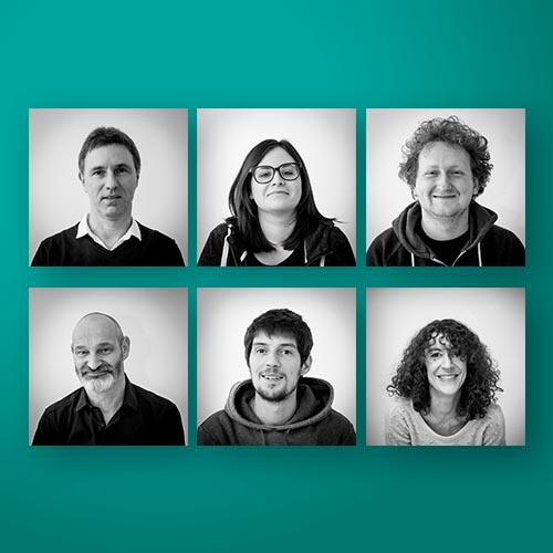 Portraits des salariés d'Id6